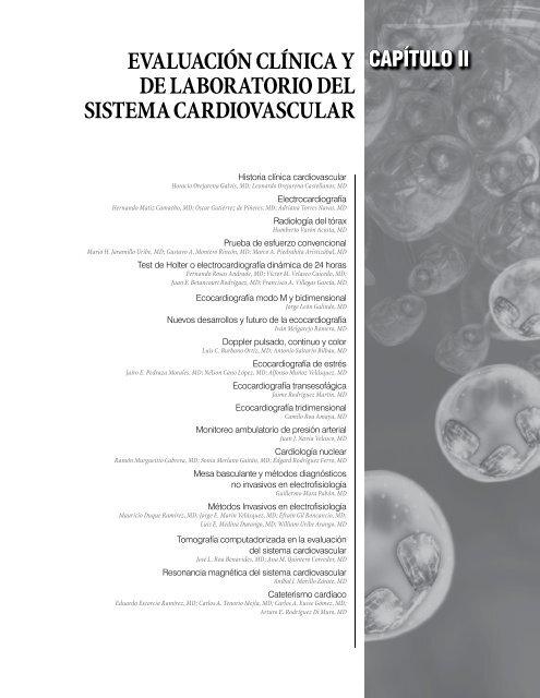 Evaluación Clínica Y De Laboratorio Del Sistema
