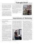 Wegweiser 2005 - Wellesley College - Page 7