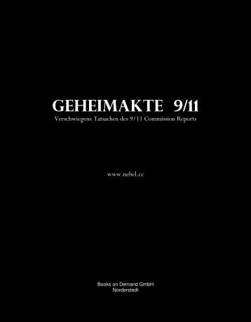 GEHEIMAKTE 9/11 - Nebel