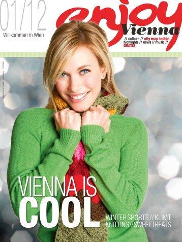 Winter sports // Klimt Knitting // sWeet treats - wieninternational.at