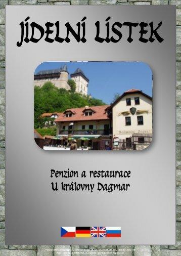 Penzion a restaurace U královny Dagmar