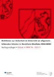 RISU-NRW - Sichere Schule
