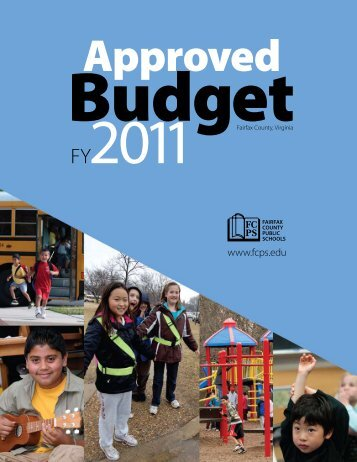 Fairfax County's proposed budget for 2011 - Education Advocacy