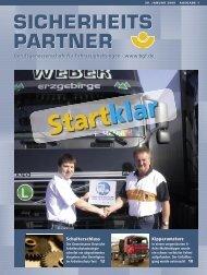 sicherheits partner - Berufsgenossenschaft für Transport und ...