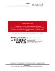 Redalyc.THE EDENIC MOTIF IN THE BRAZILIAN SOCIAL ...