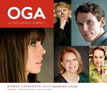 rights catalogue 2012 selected titles - Otava