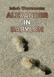 Alexander in Babylon - Igelity