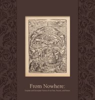 From Nowhere: Utopian and Dystopian Visions of our - Chris J. Young