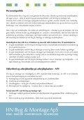 Personalehåndbog - hn byg montage - Page 5