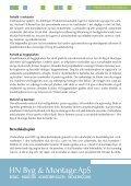 Personalehåndbog - hn byg montage - Page 7