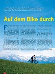"""""""Think Tank"""" zum Thema Bike"""