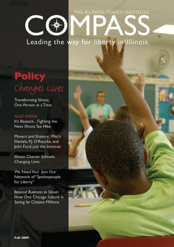 Download a PDF file of Compass Fall 2009 - Illinois Policy Institute