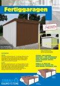 PDF Katalog von Fertiggaragen und Gartencontainer ... - Praktiker - Page 2