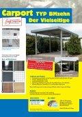 PDF Katalog von Fertiggaragen und Gartencontainer ... - Praktiker - Page 4