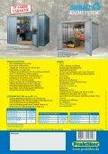 PDF Katalog von Fertiggaragen und Gartencontainer ... - Praktiker - Page 6