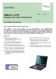 AMILO Li 2727 - Fujitsu