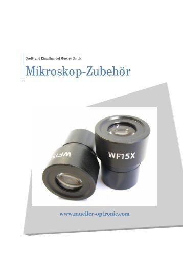 Groß- und Einzelhandel Müller GmbH - Mueller Optronic