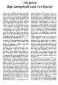 150 Jahre Gustav-Adolf-Kirche - Evangelische Pfarrgemeinde Wien ... - Page 4