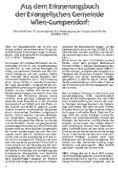150 Jahre Gustav-Adolf-Kirche - Evangelische Pfarrgemeinde Wien ... - Page 6