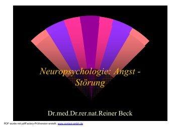 Neuropsychologie Angst