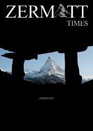 MEDIA KIT - Zermatt Times