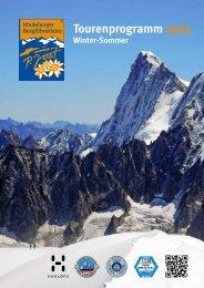 Sommer 2013 - Hindelanger Bergführerbüro