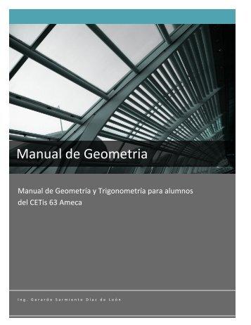 Manual de Geometria
