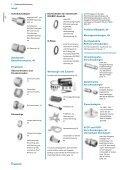 Prüflehrenfähige Rohrverschraubungen und Adapter ... - Swagelok - Seite 5