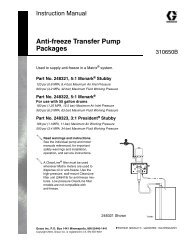 Anti-freeze Transfer Pump Packages - Atlantic Auto Suppliers