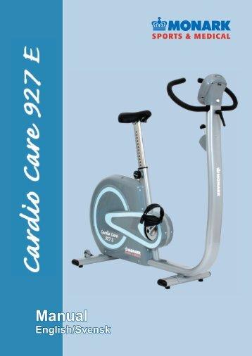 proform 20.0 crosstrainer elliptical manual