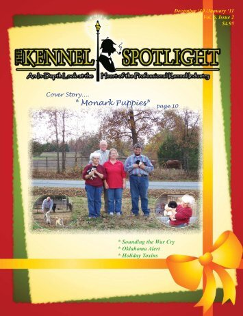 Monark Puppies - Kennel Spotlight