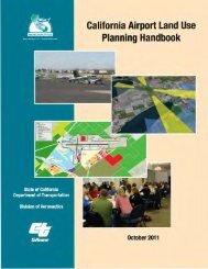 California Airport Land Use Planning Handbook - Caltrans - State of ...