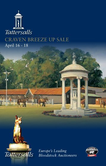 Tattersalls Craven Breeze Up Sale