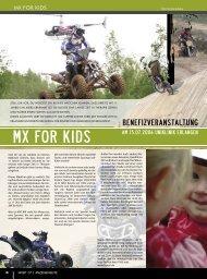 MX FOR KIDS - Logo MX 4 Kids
