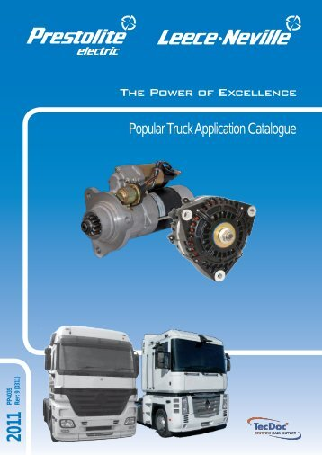 popular truck 2011 cross-reference guide
