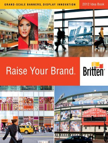 Raise Your Brand - Britten Inc.