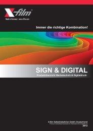 Download Produktbroschüre Werbetechnik und Digitaldruck 2012