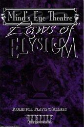 WOD - Mind's Eye Theatre - Secrets of Elysium.pdf - ForteStudios ...