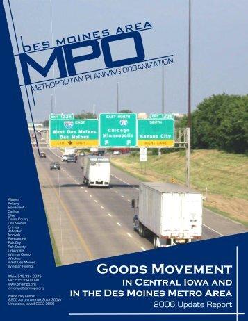 Goods Movement - Des Moines Area Metropolitan Planning ...