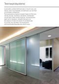 Prospekt Trennwandsysteme (PDF) - Keller AG Ziegeleien - Seite 2