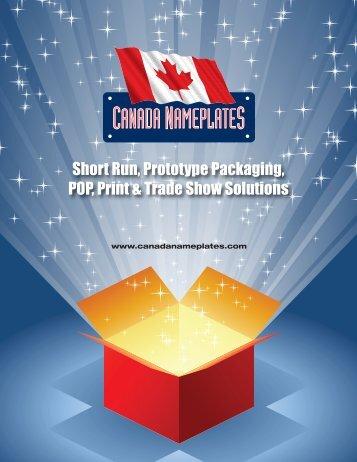 Canadanameplates 2009 Cataloge (PDF File, 4.6 MB)