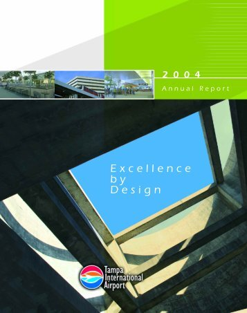 2004 Financial Report - Tampa International Airport