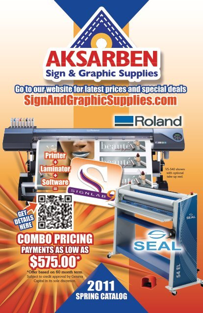 Adhesive Grommet Tabs - Aksarben Sign & Graphic Supply
