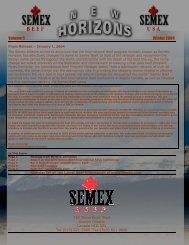 Volume 5 Winter 2004 - Semex