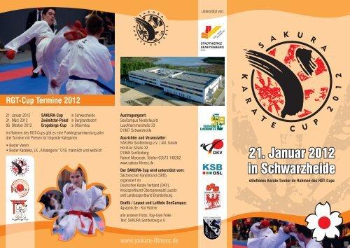 RGT-Cup Termine 2012 - Sakura Fitness