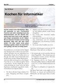 Mampf, Mampf Ab Seite 4 - Vis - ETH Zürich - Seite 4