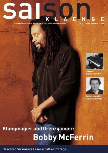SaisonKlänge 2005/17 - Jecklin & Co. AG