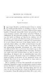 Bjarne Stoklund: Bonde og fisker, lidt om midderalderlige