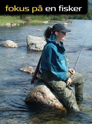 fiskerapport fokus på en fisker - Terje Bomann-Larsen