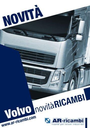 news 10/01/2013 volvo - AR - Ricambi Srl